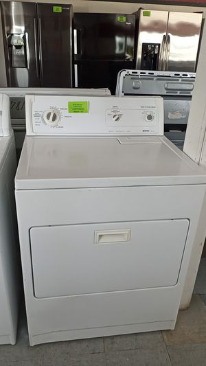 Kenmore washer and electric dryer set for Sale in Houston, TX