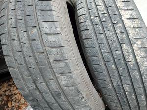 255/60r19 stradai vercelli tires for Sale in San Antonio, TX