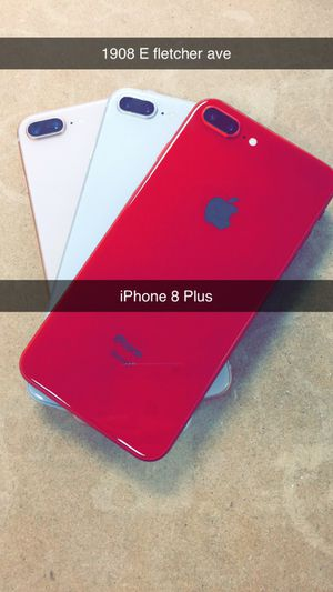 iPhone 8 Plus for Sale in Tampa, FL