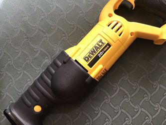 Dewalt Reciprocating Saw New Never Used for Sale in Olympia,  WA