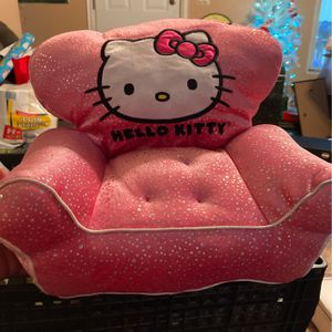 Hello Kitty Child Chair for Sale in San Antonio, TX