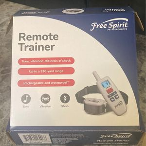 Remote Trainer for Sale in Fontana, CA