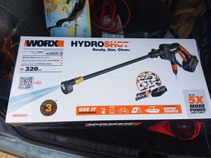 Worx mini pressure washer brand new for Sale in Eugene, OR