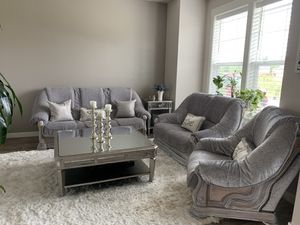 """Set of three Upholstered furniture """"London"""" for Sale in Vancouver, WA"""