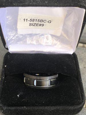 Triton Men's Wedding Ring Tungsten Carbide Size 9 for Sale in Adelaide, CA