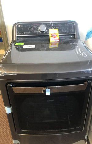 Lg turbo steel dryer E4T for Sale in Los Angeles, CA