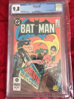 DC Comics Batman #368 CGC 9.8 for Sale in Levittown,  NY