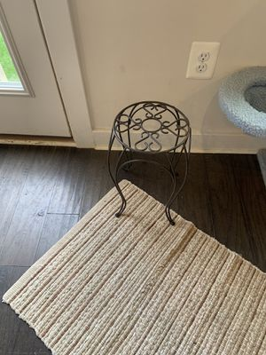 Iron plant stand for Sale in Ijamsville, MD