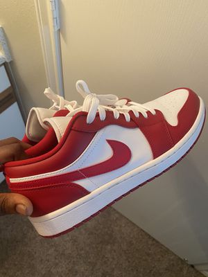 Jordan 1 low gym red for Sale in San Antonio, TX
