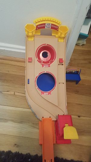 Kids Toy Carnival Game with car for Sale in Alexandria, VA
