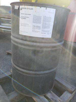 55 gal drum Isopar G Fuid solvent for Sale in Los Alamitos, CA