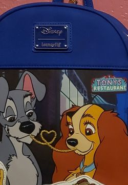 Lady And The Tramp Loungefly Backpack for Sale in Ontario,  CA