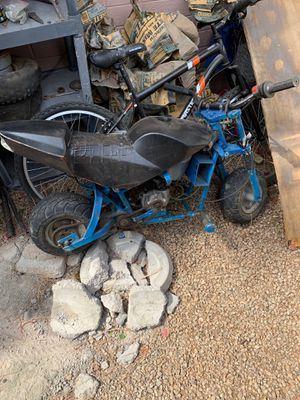 Mini bike Pocket rocket 47cc for Sale in Phoenix, AZ