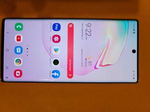 Galaxy Note 10 plus Unlocked for Sale in Orlando, FL