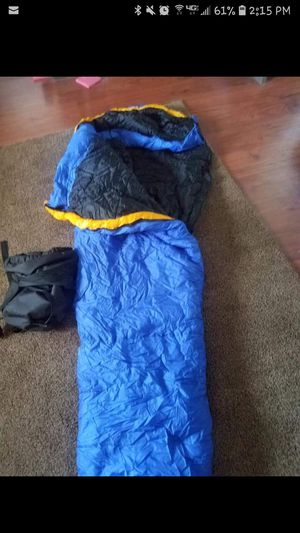 Like new sleeping bags for Sale in Hesperia, CA