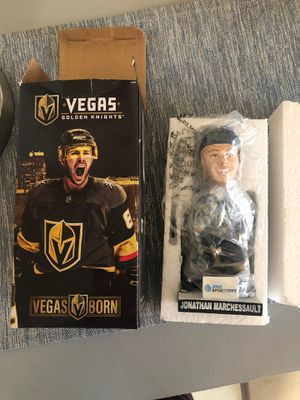 Golden knights bobblehead for Sale in Las Vegas, NV