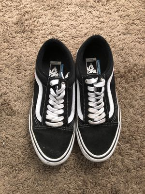 Vans pro size 6.5 for Sale in San Diego, CA