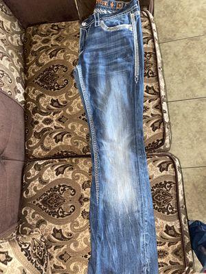 Women rock revival jeans for Sale in Fresno, CA