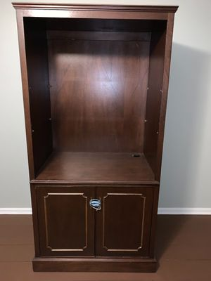 Solid Wood Cabinet for Sale in Independence, MO