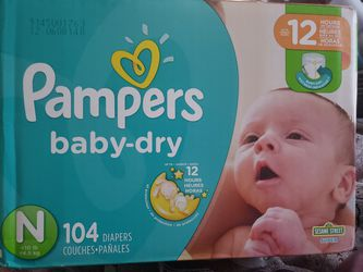Pampers for Sale in Elk Grove,  CA