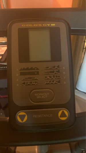 Gold's Gym Elliptical Trainer for Sale in Fort Lauderdale, FL
