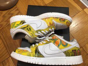 Nike Sb de la soul low sz 9 for Sale in Gaithersburg, MD