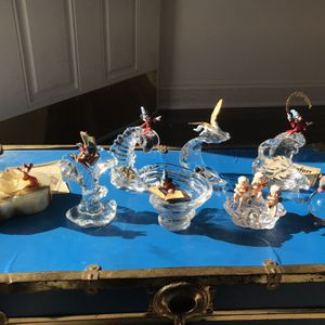 Vintage Disney Crystal Collection. Authentic collection. for Sale in Bloomingdale, IL
