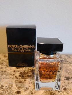 "DOLCE&GABBANA "" THE ONLY ONE "" PARFUM for Sale in Kirkland,  WA"