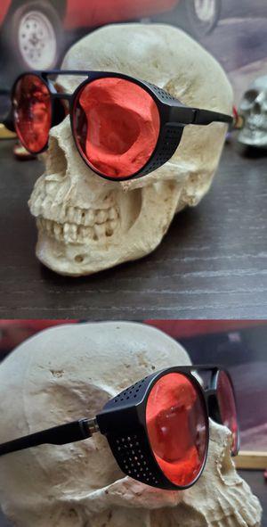 AVIATORS RocknRoll Sunglasses RETRO Lenses Flat Black Frames for Sale in Long Beach, CA