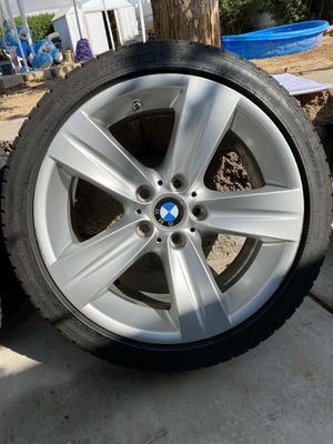 "BMW 335I 2008 18"" OEM FRONT and REAR WHEEL RIM for Sale in Las Vegas, NV"