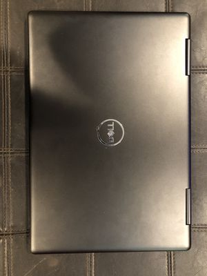 """Dell 2-in-1 15.6"""" 4K Ultra HD Touch-Screen Laptop for Sale in Nora Springs, IA"""