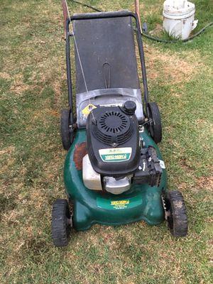 Yard-man 5.5HP Honda OHC Engine 3-N-1 High Wheel Self Propelled Lawn Mower Asking 60 for Sale in Santa Ana, CA
