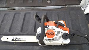 Stihl MS170 Brand new chainsaw never used for Sale in Santee, CA