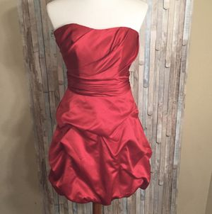 David's Bridal red cocktail dress for Sale in New York, NY