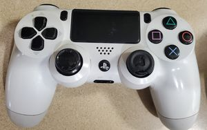 White PS4 Remote Controller for Sale in Arlington, TX