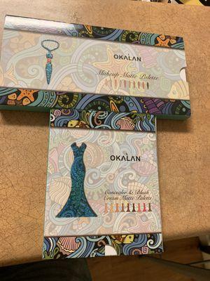 OKALAN makeup matte palette for Sale in Phoenix, AZ