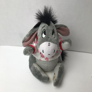 Disney Parks Eeyore 2006 Valentine Beanie Plush Winnie The Pooh Disney World for Sale in Avon Lake, OH