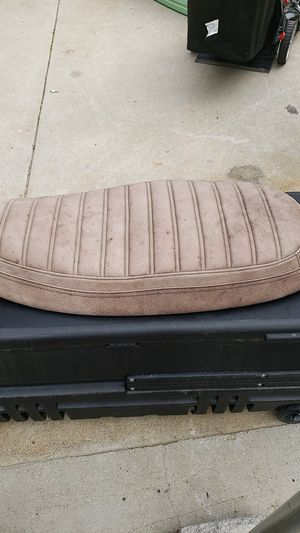 Triumph motorcycle seat for Sale in Chatsworth, CA