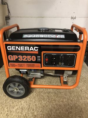 generator 3250watts for Sale in Melrose Park, IL