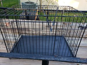 Dog kennel crate for Sale in Houston, TX
