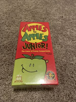 Apples to apples junior! for Sale in Estacada, OR