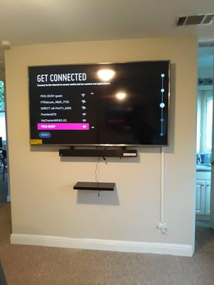 TV Mount/ Camera System Installations for Sale in Riverside, CA
