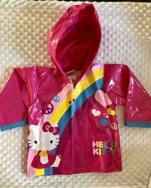CUTE Hello Kitty 2T Rain Jacket for Sale in Walnut Creek, CA