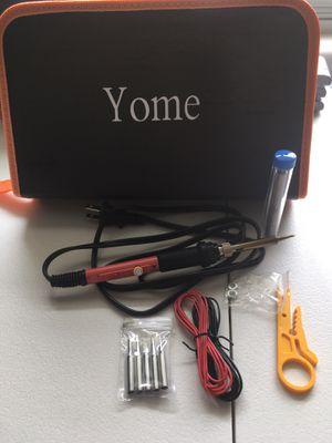 Yome soldering iron kit for Sale in Las Vegas, NV