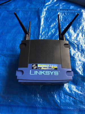 2 Broadband Routers with SpeedBooster for Sale in West Palm Beach, FL
