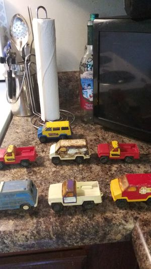 1978 Collectable Tonka metal toy trucks for Sale in Benson, NC