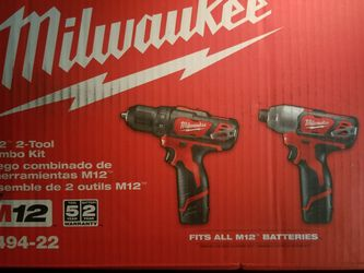 Milwaukee Combo Drill M 12 for Sale in Las Vegas,  NV