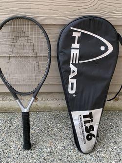 Head Tennis Racket for Sale in Lynnwood,  WA