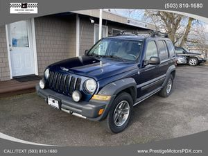 2005 Jeep Liberty for Sale in Portland, OR