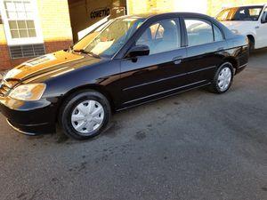 2001 honda civic Ex Auto for Sale in Manassas, VA